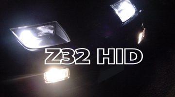 脱!HID欲しいの会   Z32備蓄録